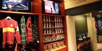 Imagem de Loja oficial do Harry Potter é inaugurada na Plataforma 9 e três quartos no site TecMundo
