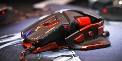 Imagem de Cyborg M.M.O. 7:  o mouse mais poderoso do mundo pode ser seu no site TecMundo
