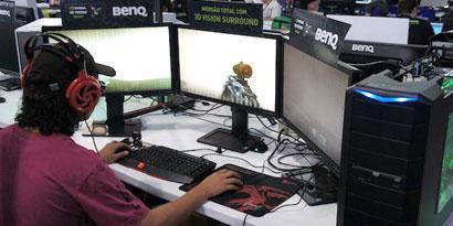 Imagem de Diário de bordo: Campus Party Brasil 2012, dia 3 no site TecMundo