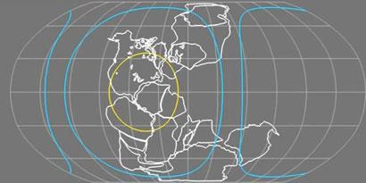 Imagem de Vídeo mostra como será a Terra daqui a 100 milhões de anos no site TecMundo