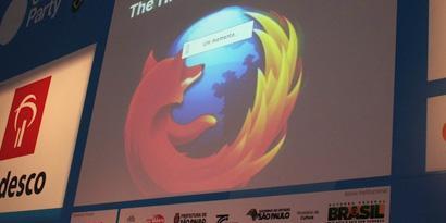 """Imagem de Mozilla diz o caminho para a criação de uma """"internet melhor"""" no site TecMundo"""