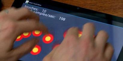 Imagem de NVIDIA recruta grandes nomes da tecnologia para revolucionar o touchscreen no site TecMundo