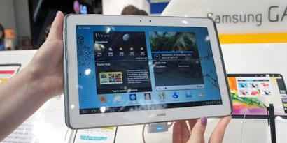 Imagem de Samsung Tab 10.1 [vídeo] no site TecMundo