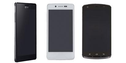 Imagem de NVIDIA lança os primeiros superphones com Tegra 3 no Mobile World Congress no site TecMundo