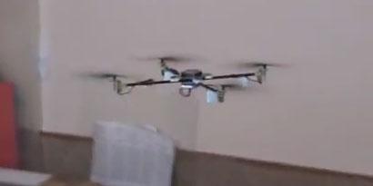 Imagem de Minima, o helicóptero que você mesmo pode fazer em casa no site TecMundo