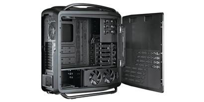 Imagem de Cooler Master lança gabinete para games de alta performance no site TecMundo