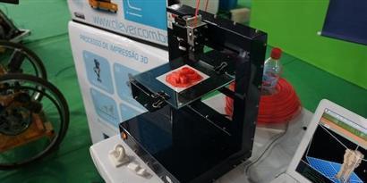 Imagem de Campus Party recebe primeira impressora 3D fabricada no Brasil no site TecMundo