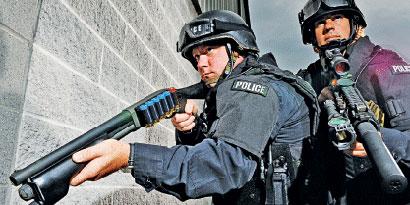 Imagem de Como o Kevlar para uma bala de arma de fogo no site TecMundo