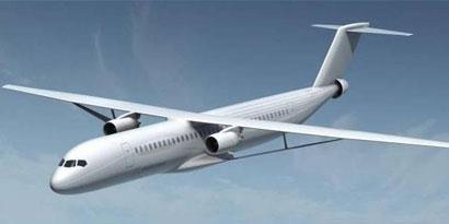 Imagem de Boeing do futuro pode ser movido a gás natural liquefeito no site TecMundo