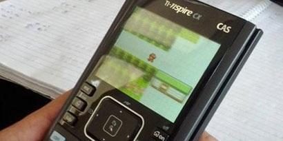 Imagem de Calculadora mais potente do mundo roda jogos de Pokémon no site TecMundo