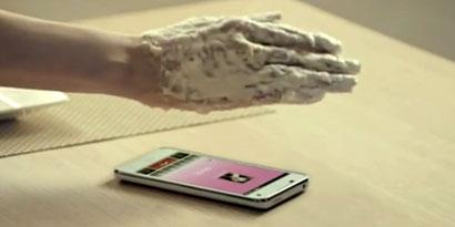 Imagem de Novo sensor de movimento para tablets e smartphones chega em 2013 [vídeo] no site TecMundo