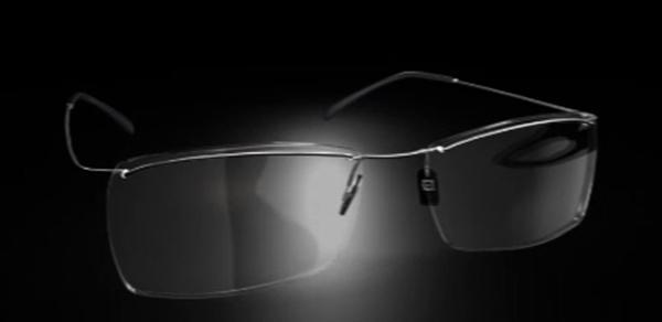 5aae6b0f1 Uma única liga forma a armação do PURE glasses (Fonte da imagem:  Reprodução/Pure Eyewear)