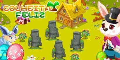 Imagem de A Páscoa chega à Colheita Feliz! no site TecMundo