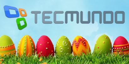 Imagem de Última etapa da Promoção de Páscoa do Tecmundo no site TecMundo