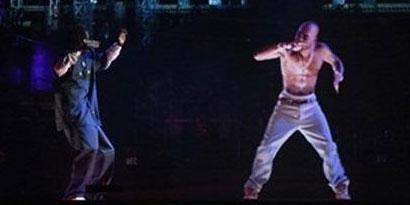 Imagem de Como foi feito o holograma de Tupac Shakur que impressionou o mundo? no site TecMundo