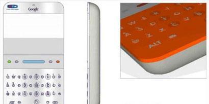 Imagem de Veja como era o Google Phone que foi apresentado pela empresa em 2006 no site TecMundo