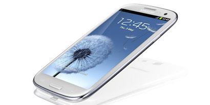Imagem de Veja de perto o desempenho da tela Super AMOLED do Samsung Galaxy S III no site TecMundo