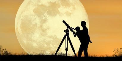 Imagem de 4 telescópios online para ver o Universo de perto no site TecMundo
