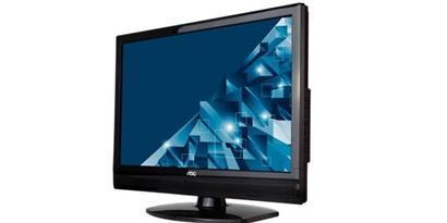 Imagem de AOC lança nova linha de TVs LCD – Série 1320 no site TecMundo