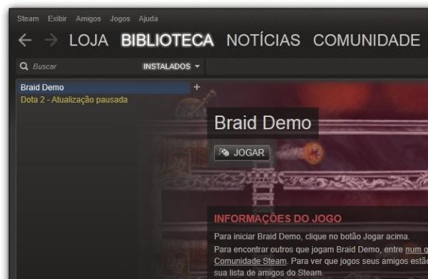 6756bbaf221 Steam  como fazer o modo offline funcionar de verdade - TecMundo