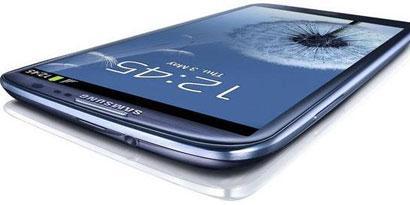 Imagem de Maneira de segurar o Samsung Galaxy S3 pode alterar a qualidade da conexão do aparelho no site TecMundo