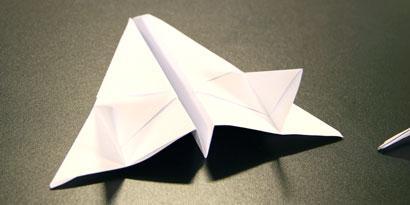 Imagem de Área 42: como fazer o avião de papel mais irado do mundo [vídeo] no site TecMundo