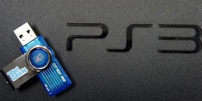Imagem de Como usar um pendrive no PS3 no site TecMundo
