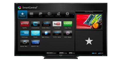 Imagem de Sharp lança a maior TV LED do planeta no site TecMundo