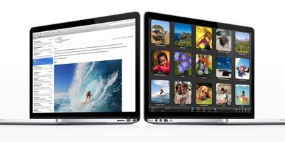 Imagem de Como é a Retina Display do novo MacBook Pro? no site TecMundo