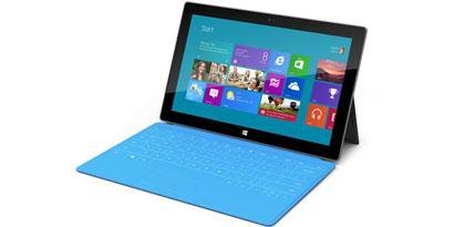 Imagem de Microsoft Surface deve custar pelo menos US$ 599 no site TecMundo