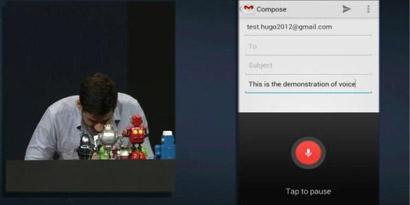 Imagem de Android 4.1 Jelly Bean terá reconhecimento offline de voz no site TecMundo