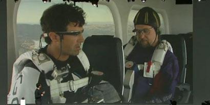 Imagem de Confira a demonstração completa e em pleno ar do Google Glass [vídeo] no site TecMundo