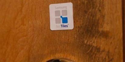 Imagem de Adesivos da Samsung compatíveis com NFC automatizam tarefas diárias no site TecMundo