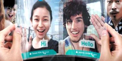 Imagem de Samsung vai começar a fabricar telas flexíveis neste trimestre, diz site no site TecMundo