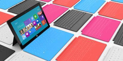Imagem de Surface custa US$ 1 mil em pré-venda de site sueco no site TecMundo