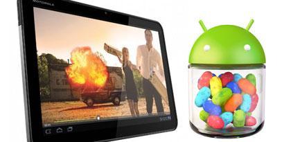 Imagem de Tablet da Motorola terá atualização para Android 4.1 no site TecMundo
