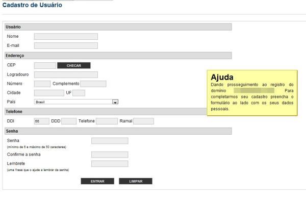 8361420748eb0 Como registrar um domínio na internet  - Ficha Técnica - TecMundo
