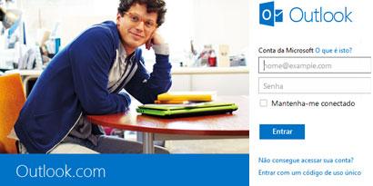 Imagem de Outlook.com: como criar uma conta de email no site TecMundo
