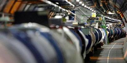 Imagem de Quais os planos futuros para o Grande Colisor de Hádrons? no site TecMundo
