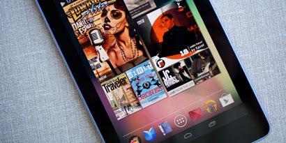 Imagem de Análise: ASUS Google Nexus 7 [vídeo] no site TecMundo
