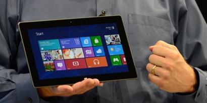 Imagem de O que a Microsoft está preparando para o Surface 2? no site TecMundo