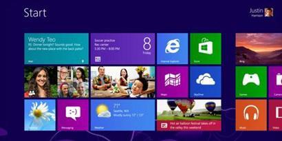 Imagem de Após o Windows 8, Microsoft pode lançar Windows Blue em 2013 no site TecMundo