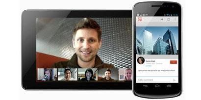 Imagem de Hangout chega ao Google Calendar no site TecMundo