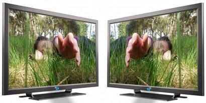 Imagem de Ultra-D TV reproduz imagens em 4K e tem 3D sem óculos no site TecMundo