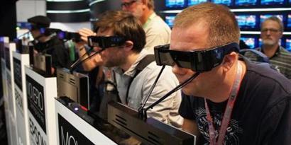 Imagem de IFA 2012: primeiras impressões do Moverio, o óculos com Android que permite assistir a filmes e navegar na internet no site TecMundo
