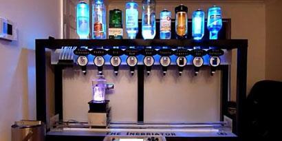 Imagem de Máquina usa controlador Arduino para preparar 15 drinks diferentes [vídeo] no site TecMundo