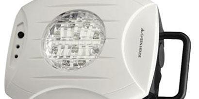 Imagem de Lanterna de LED japonesa funciona com água salgada no site TecMundo