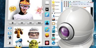 Imagem de Webcam: como colocar efeitos e se divertir em chats de vídeo no site TecMundo