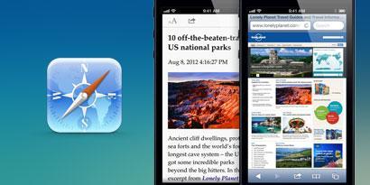 Imagem de iOS 6: como usar o Safari no modo de tela cheia no site TecMundo