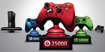 Imagem de Suas conquistas na Xbox LIVE podem render prêmios no site TecMundo